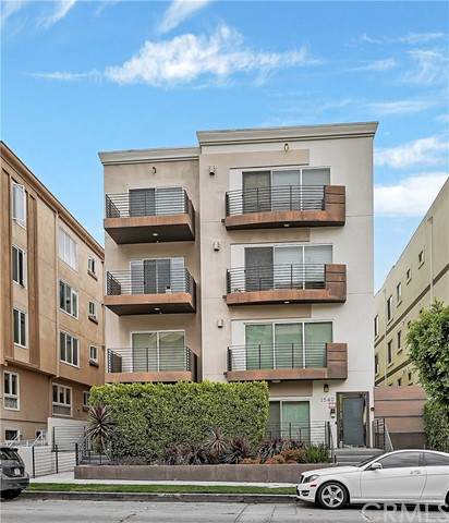 1540 Amherst Avenue #202, Los Angeles, CA 90025 (#OC21107854) :: Compass
