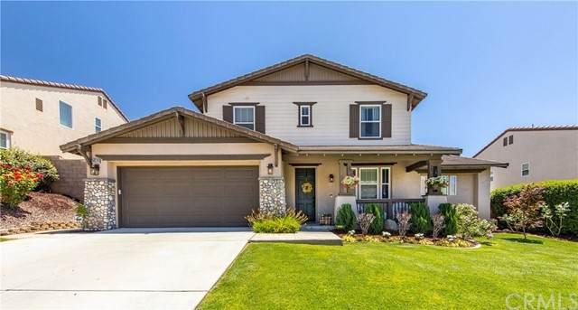 34529 Fawn Ridge Place, Yucaipa, CA 92399 (#EV21110550) :: Yarbrough Group