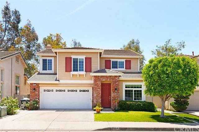 8504 E Heatherview Lane, Orange, CA 92869 (#OC21113853) :: SunLux Real Estate