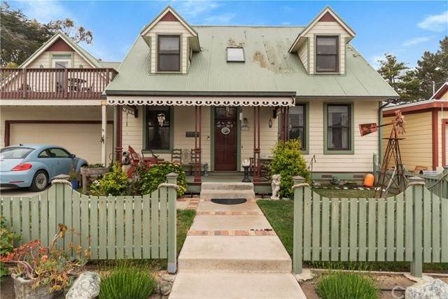 240 D Street, Cayucos, CA 93430 (#NS21115697) :: PURE Real Estate Group