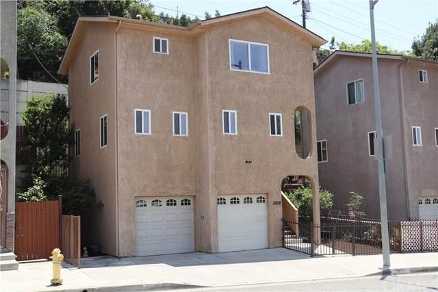 3658 City Terrace Drive, Los Angeles, CA 90063 (#DW21116655) :: Carrie Filla & Associates