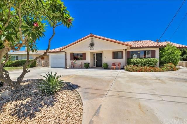 42905 Texas Avenue, Palm Desert, CA 92211 (#PW21116567) :: Dannecker & Associates
