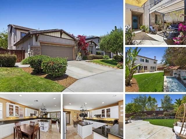 1540 Copper Court, San Marcos, CA 92078 (#NDP2106227) :: Carrie Filla & Associates