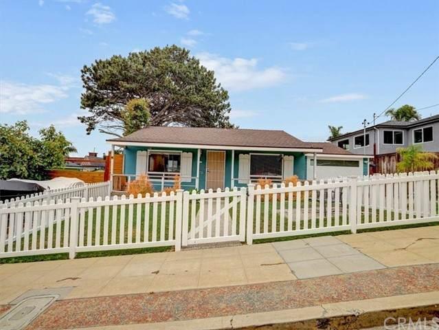 4466 Muir Avenue, Ocean Beach (San Diego), CA 92107 (#PW21118379) :: Dannecker & Associates