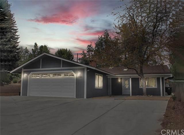 1046 Pine Mountain Drive, Big Bear, CA 92314 (#PW21119760) :: Carrie Filla & Associates