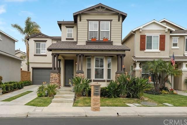 16845 Harvest Lane, Huntington Beach, CA 92649 (#OC21119944) :: SunLux Real Estate