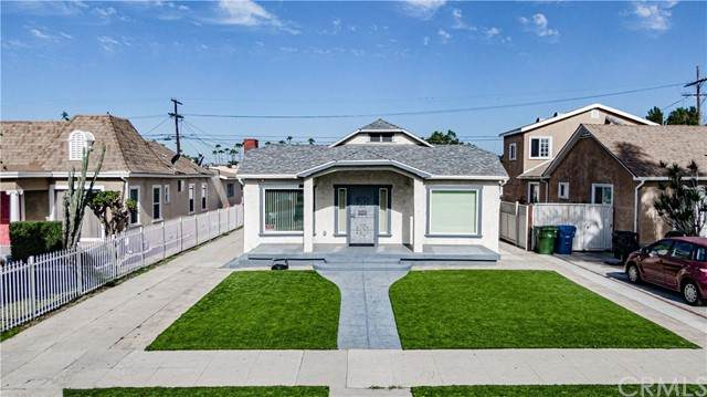 4107 La Salle Avenue, Los Angeles, CA 90062 (#TR21121788) :: SunLux Real Estate