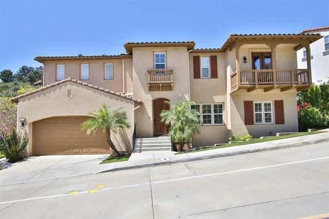 2735 Ridgegate Row, La Jolla, CA 92037 (#NDP2106610) :: Yarbrough Group