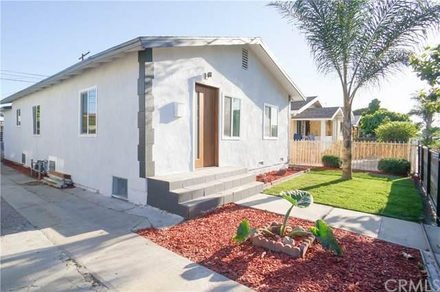 1324 W 66th Street, Los Angeles, CA 90044 (#EV21127124) :: Dannecker & Associates