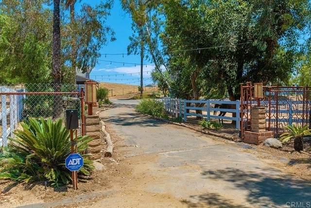 4554 Estate Drive, Fallbrook, CA 92028 (#NDP2107083) :: Solis Team Real Estate