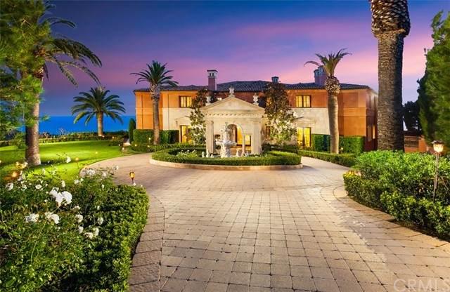 1 Pelican Crest Drive, Newport Coast, CA 92657 (#OC21140960) :: SunLux Real Estate