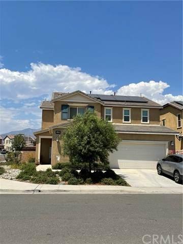 1388 Black Diamond Drive, Beaumont, CA 92223 (#CV21149874) :: Windermere Homes & Estates