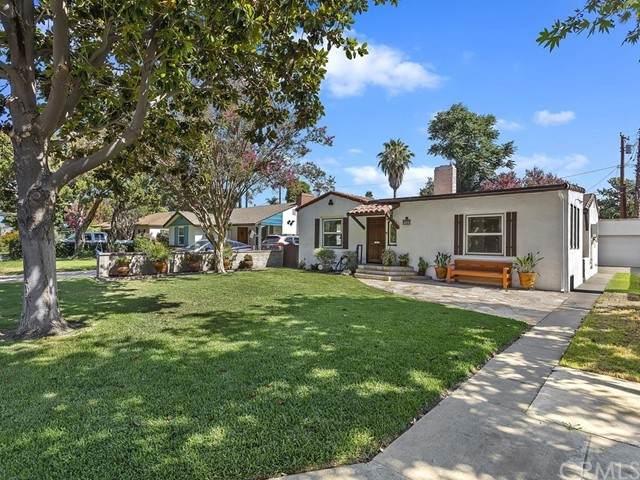 4585 Rosewood Place, Riverside, CA 92506 (#CV21160601) :: Dannecker & Associates