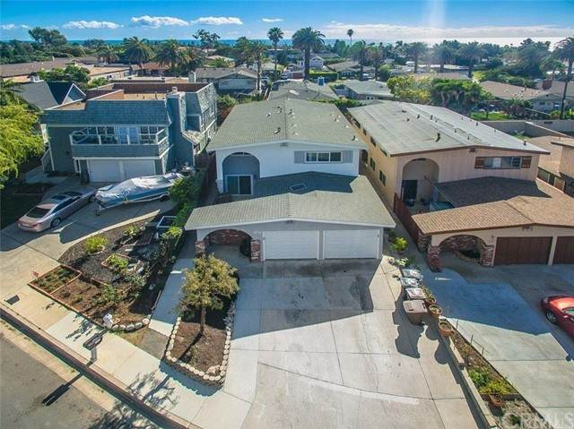 34595 Calle Paloma, Dana Point, CA 92624 (#OC21144213) :: Wannebo Real Estate Group