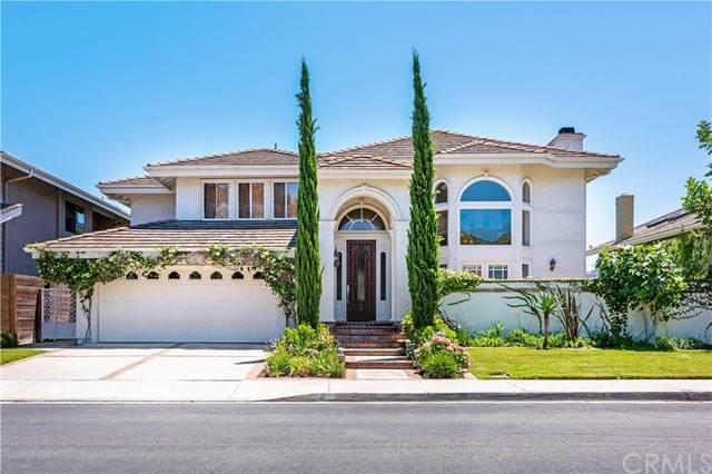 16 Cedar Ridge, Irvine, CA 92603 (#OC21163862) :: Solis Team Real Estate