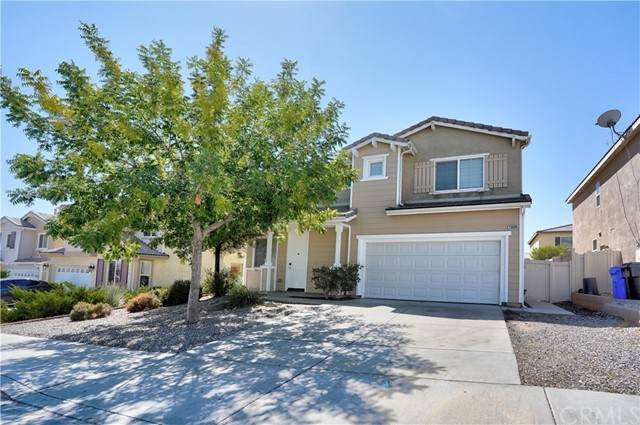 15609 Deep Canyon Lane, Victorville, CA 92394 (#OC21164554) :: Wannebo Real Estate Group