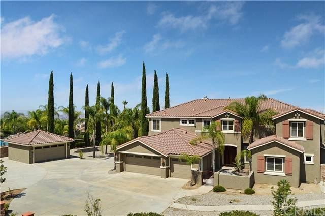 13595 Canyon Crest Road, Yucaipa, CA 92399 (#EV21165192) :: Solis Team Real Estate