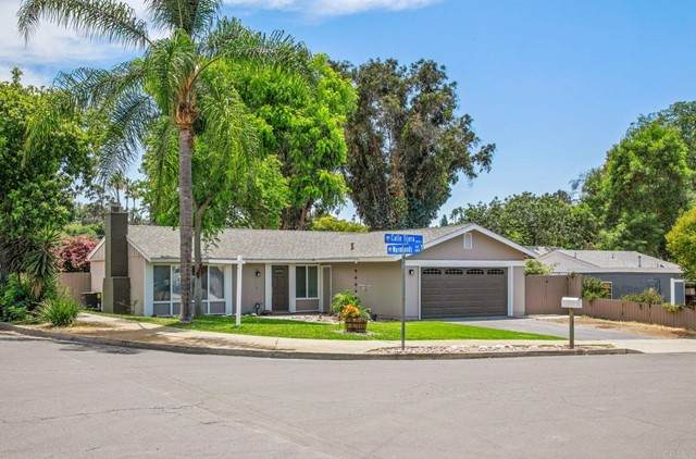 1843 Calle Tijera, Vista, CA 92084 (#NDP2108851) :: Solis Team Real Estate