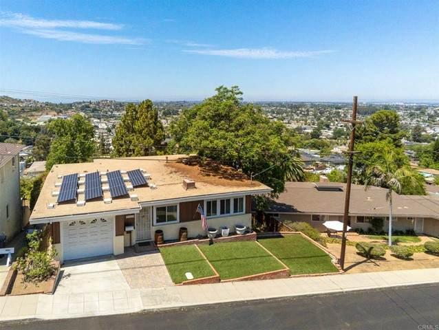 4344 Avon Dr, La Mesa, CA 91941 (#PTP2105390) :: SunLux Real Estate