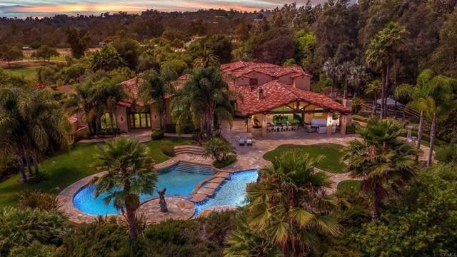 16409 Via De Santa Fe, Rancho Santa Fe, CA 92067 (#NDP2109005) :: Windermere Homes & Estates