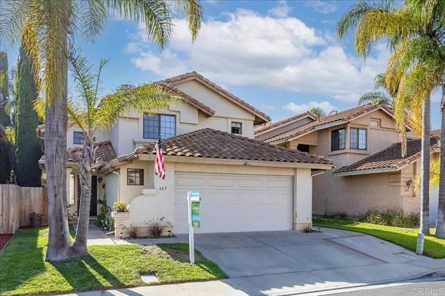 665 Paseo Rio, Vista, CA 92081 (#NDP2109054) :: Solis Team Real Estate