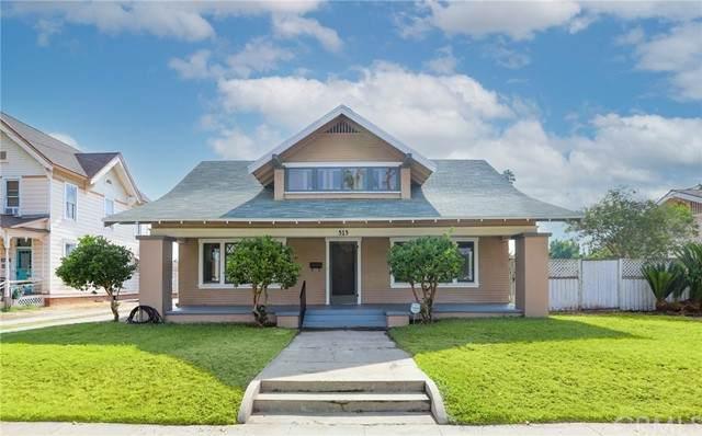 515 S Grand Street, Orange, CA 92866 (#PW21174077) :: Windermere Homes & Estates