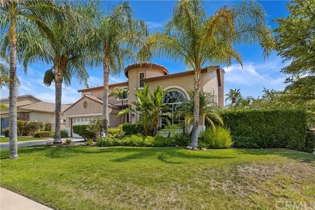 4286 Stonebriar Circle, Corona, CA 92883 (#IG21174287) :: Wannebo Real Estate Group