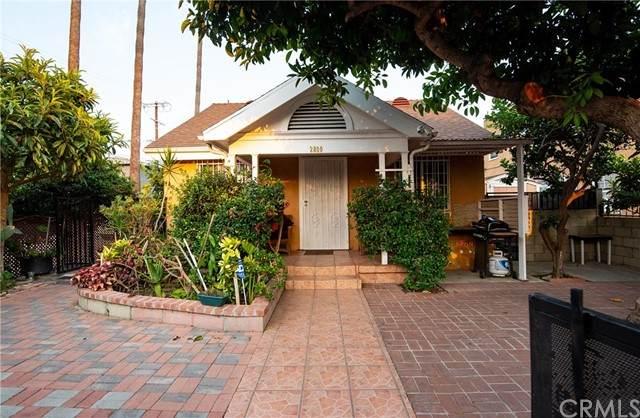 2800 S Mansfield Avenue, Los Angeles, CA 90016 (#DW21177228) :: COMPASS