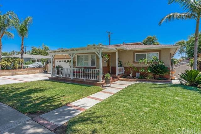 612 Princeton Circle, Fullerton, CA 92831 (#RS21178073) :: Wannebo Real Estate Group