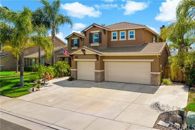 41734 Grand View Drive, Murrieta, CA 92562 (#IG21187808) :: Rubino Real Estate