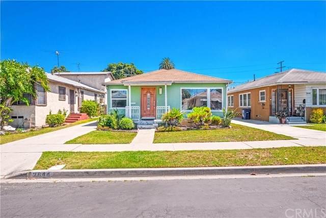2644 Thurman Avenue, Los Angeles, CA 90016 (#DW21185612) :: Windermere Homes & Estates