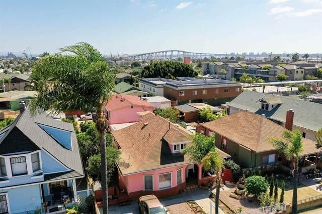 2421 Island Ave, San Diego, CA 92102 (#PTP2106093) :: Solis Team Real Estate