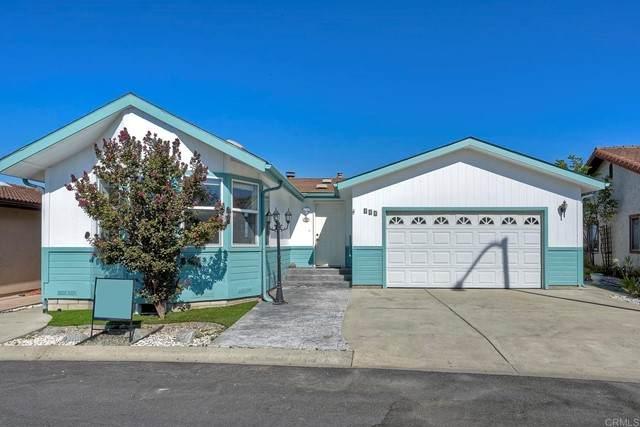 622 Via Santa Paulo, Vista, CA 92081 (#NDP2110054) :: Solis Team Real Estate
