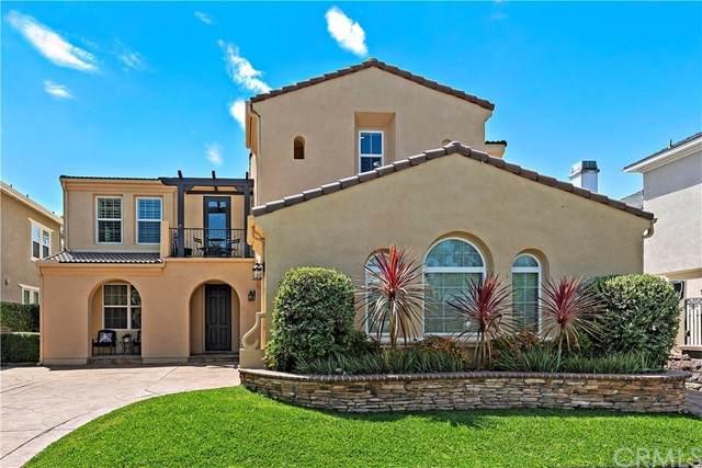16 Melody Lane, Ladera Ranch, CA 92694 (#OC21188493) :: Wannebo Real Estate Group