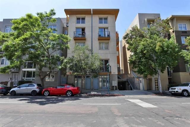 1918 Columbia Street #2, San Diego, CA 92101 (#PTP2106205) :: Windermere Homes & Estates