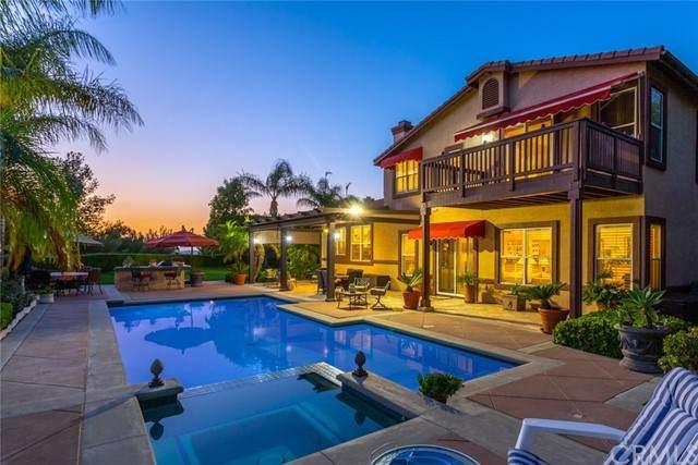 873 S Bramble Way, Anaheim Hills, CA 92808 (#PW21196282) :: Wannebo Real Estate Group