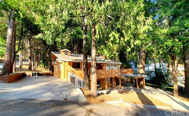 21642 Crest Forest Drive, Cedar Pines Park, CA 92322 (#EV21196487) :: Windermere Homes & Estates