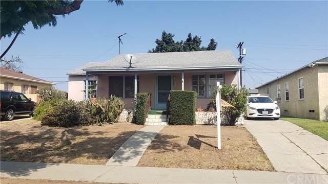 2037 W 95th Street, Los Angeles, CA 90047 (#OC21196525) :: COMPASS