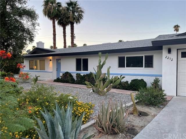 2212 Paseo Roseta, Palm Springs, CA 92262 (#MB21196801) :: Windermere Homes & Estates