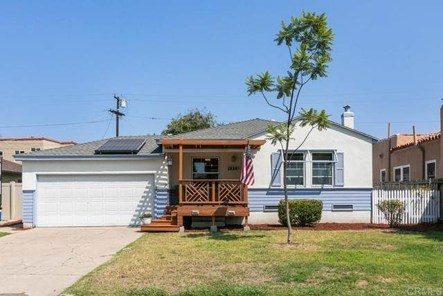 4373 Yale Avenue, La Mesa, CA 91942 (#NDP2110502) :: The Marelly Group   Sentry Residential