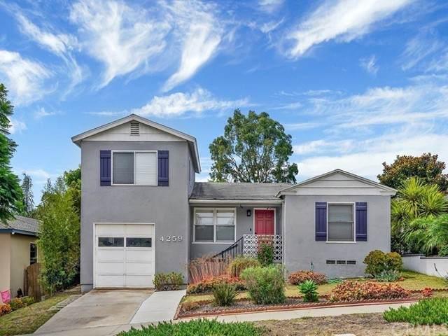 4259 Coronado Avenue, San Diego, CA 92107 (#OC21199047) :: The Stein Group