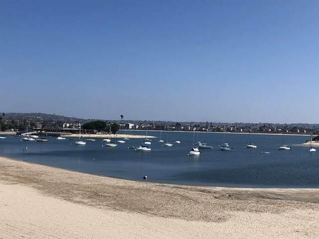 3500 Bayside Walk 3B, San Diego, CA 92109 (#PTP2106495) :: The Stein Group