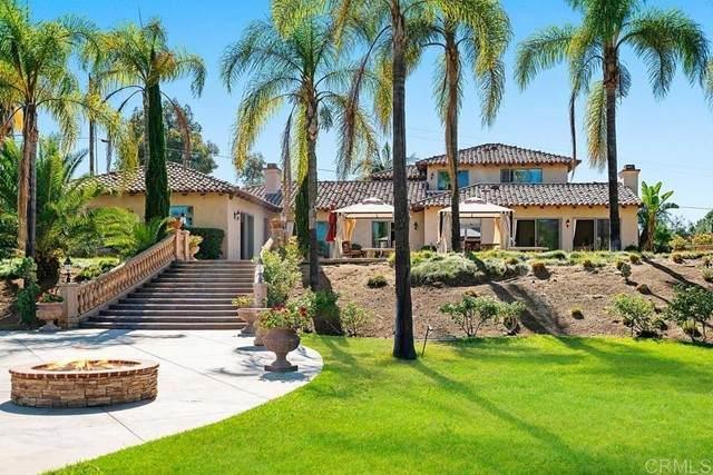 18545 Aliso Canyon Road, Rancho Santa Fe, CA 92067 (#NDP2110653) :: Compass