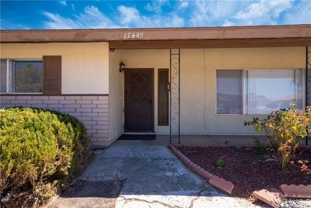 17449 Danbury Avenue, Hesperia, CA 92345 (#IV21204436) :: Solis Team Real Estate