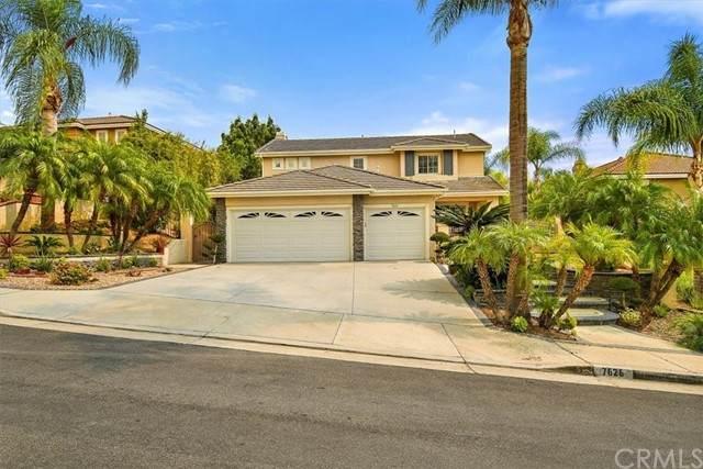 7626 E Big Canyon Drive, Anaheim Hills, CA 92808 (#PW21204730) :: Rubino Real Estate