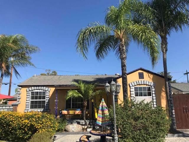 4355 Harvard Avenue, La Mesa, CA 91942 (#PTP2106605) :: Solis Team Real Estate