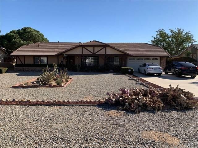 19085 Bay Meadows Drive, Apple Valley, CA 92308 (#BB21208533) :: American Dreams Real Estate