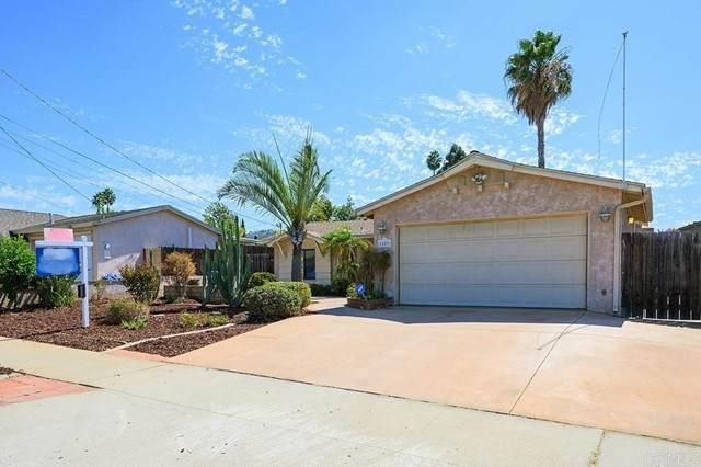 1609 Dumar Avenue, El Cajon, CA 92019 (#PTP2106721) :: The Todd Team Realtors