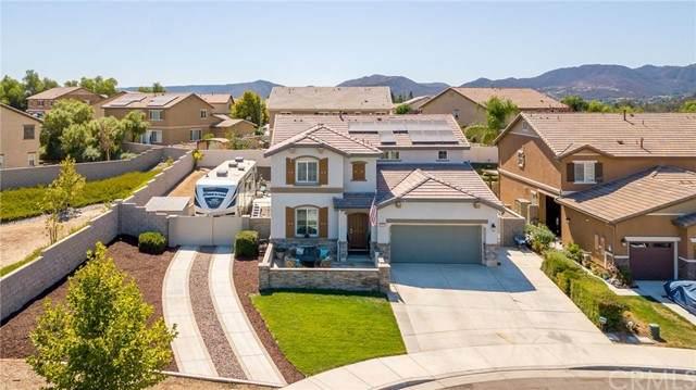23105 Seattle Ridge Road, Wildomar, CA 92595 (#SW21210471) :: Rubino Real Estate