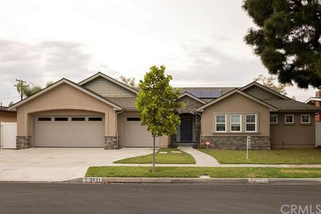 2631 Mainway Drive, Rossmoor, CA 90720 (#PW21212882) :: Rubino Real Estate